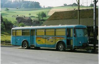 (023'002) - Kafi-Bus, Seftigen - FBW/R&J (ex AFA Adelboden Nr.