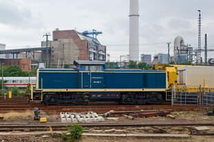 Die Railsystems RP 294 096-3 (98 80 3294 096-3 D-RPRS), ex DB 290 096-7, steht am 24.06.2017 im Osten von Berlin.